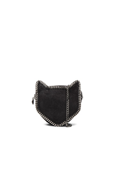 Stella McCartney Cat Crossbody in Black