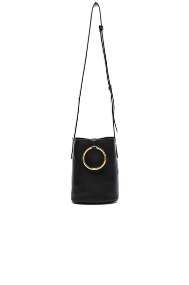 Stella McCartney Small Bucket Bag in Black