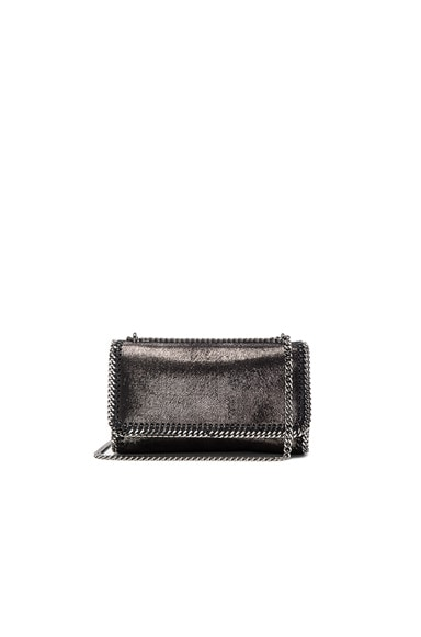Stella McCartney Falabella Shoulder Bag in Ruthenium
