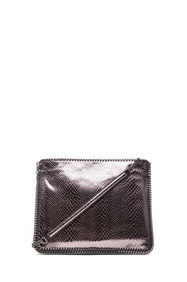 Metallic Falabella Shoulder Bag