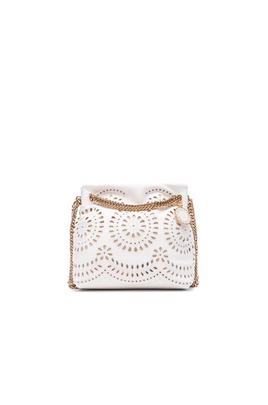 Stella McCartney Noma Crossbody in Ivory