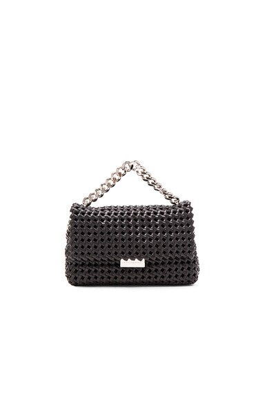 Stella McCartney Beckett Crossbody Bag in Black