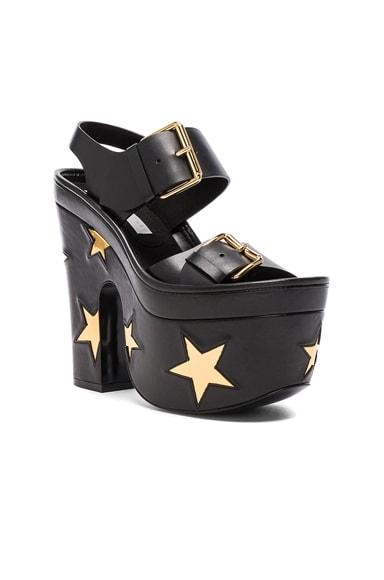 Platform Star Heels