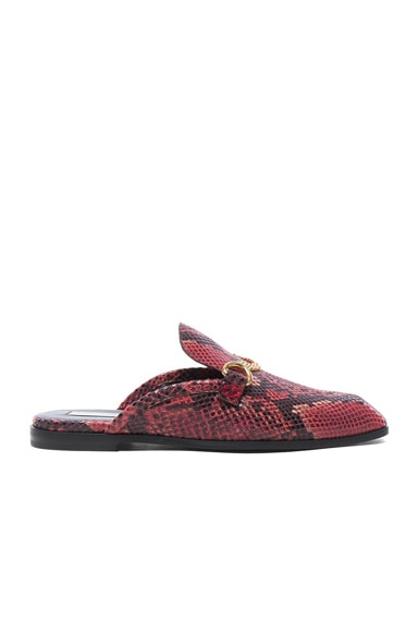 Buckle Loafers Stella McCartney