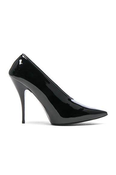 Stella McCartney Pointed Toe Pumps in Black