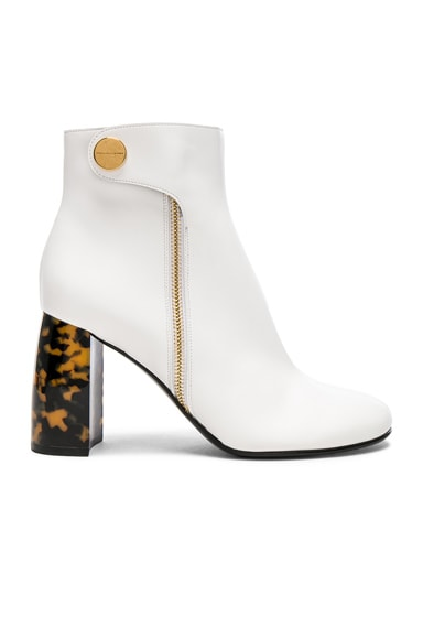 Zip Ankle Boots Stella McCartney