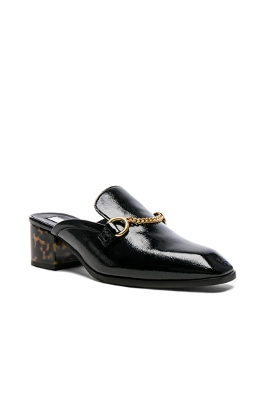 Chain Detail Loafers
