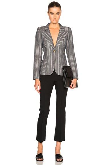 Tweed Duchess Blazer
