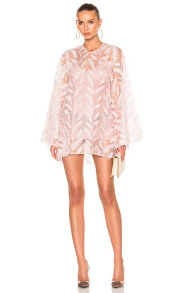 Sandra Mansour Couche Du Soleil Dress in Pink