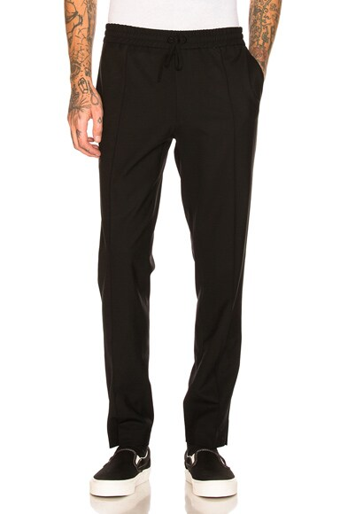 Open Vent Track Pant