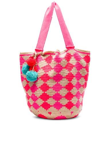 Sophie Anderson Jonas Bag in Pink