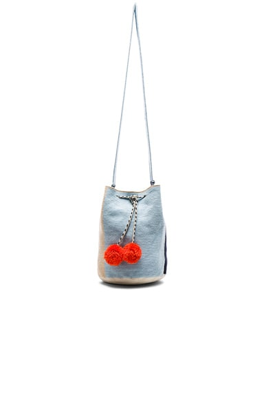 Sophie Anderson Lilla Bag in Light Blue