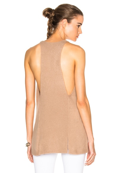 Soyer Halter Tank Top in Faune