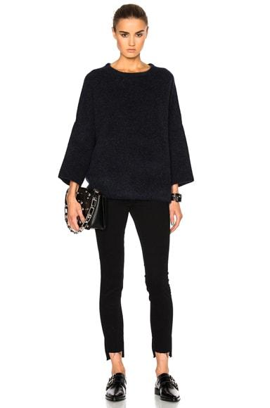 Bracelet Sleeve Sweater
