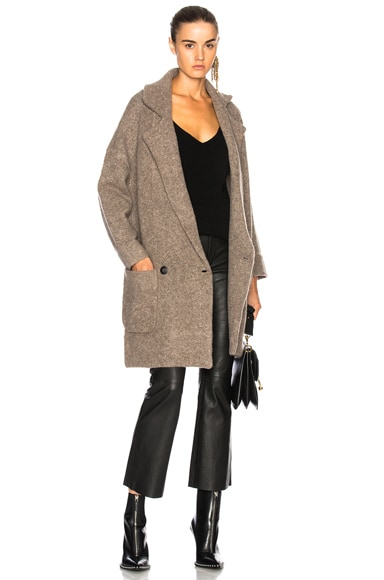 Heston Coat