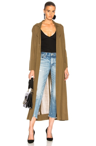 Summer Belted Trench Coat