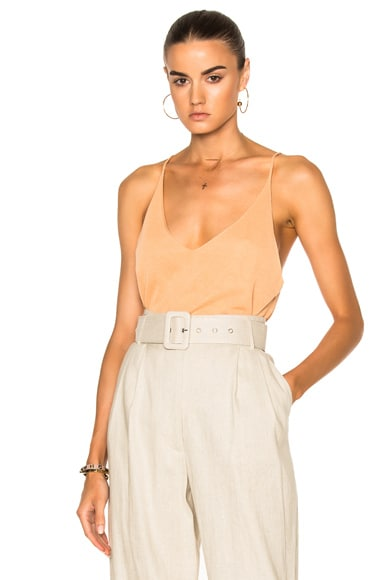 Soyer Pippo Tank Top in Apricot