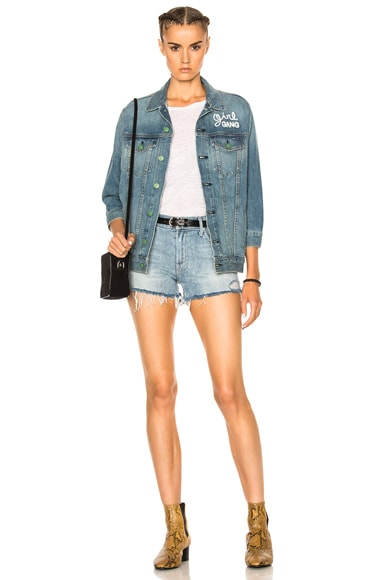 The Trouble Denim Jacket