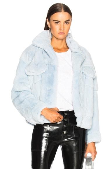 Dan Fur Jacket