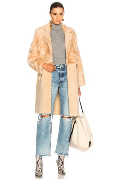 Konee Fur Coat