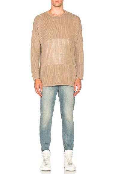 Terrain Long Sleeve Sweater