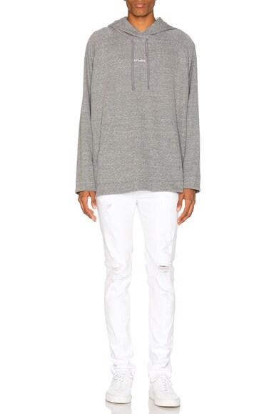 Terry Raglan Sweater