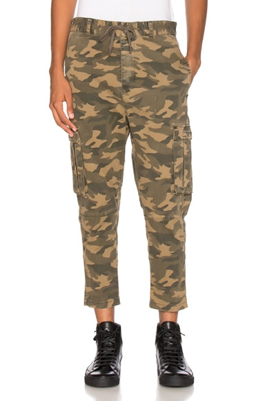 Stampd Tract Cargo Pants in Camo