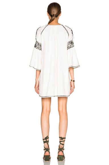 FWRD Exclusive Embroidered Tunic