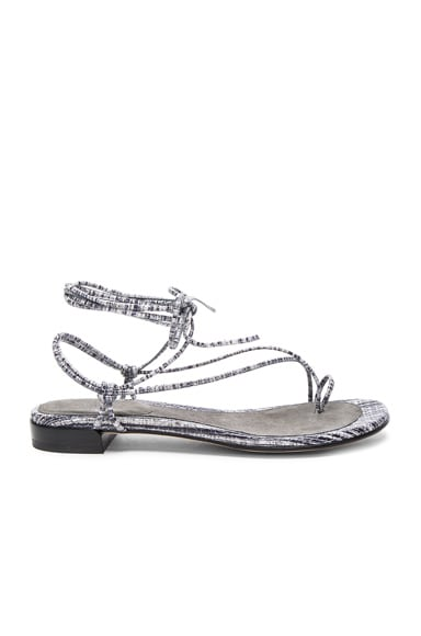 Leather Nieta Sandals