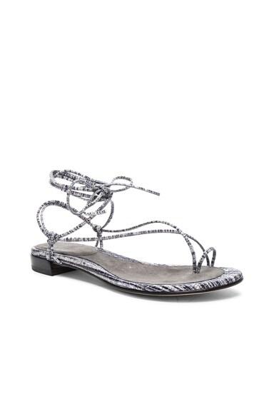 Leather Nieta Sandals