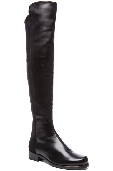 50/50 Leather & Neoprene Boots