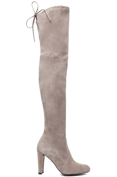 Highland Suede Boots