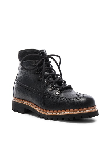 Leather Bexley Boots