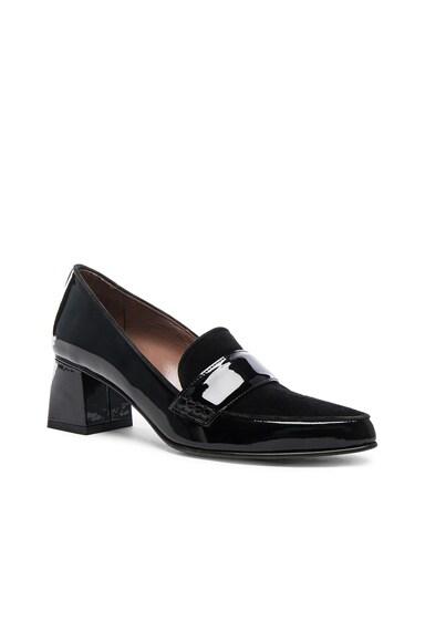 Patent Leather Margot Heels