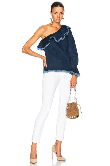 Denim Orla Top