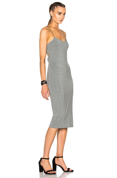 Strappy Tank Dress
