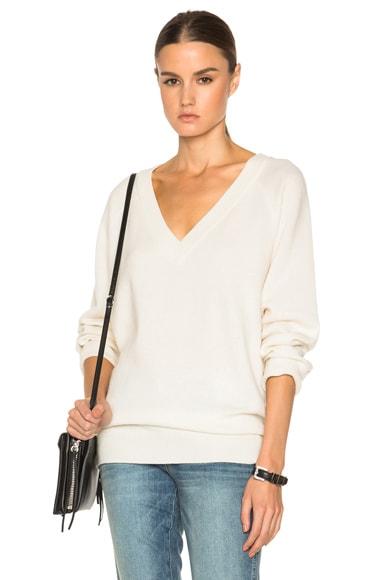 Cashwool V-Neck Sweater