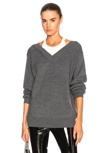 Bi-Layer Tank Sweater