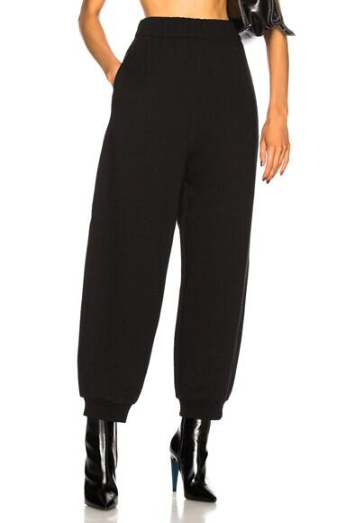 Fleece High Waisted Sweatpants