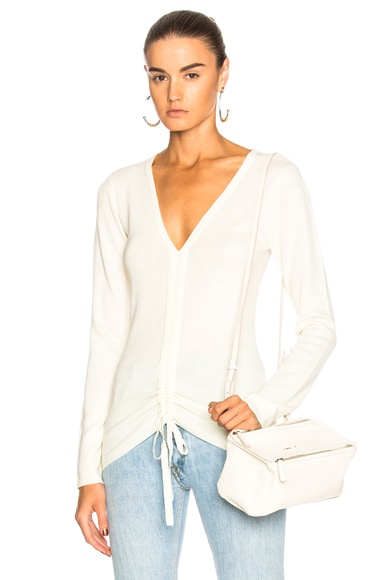 Ruched Top