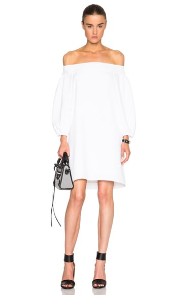 Midi Off Shoulder Dress