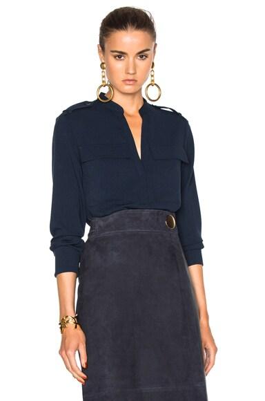 French Cuff Bodysuit