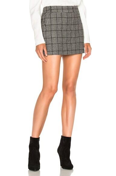 Tweed Skirt Tibi