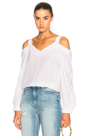 Strappy Tunic Top