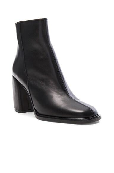 Leather Rachel Booties