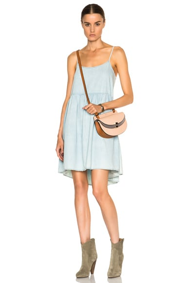 The Great Terrace Dress in Light Tint Wash