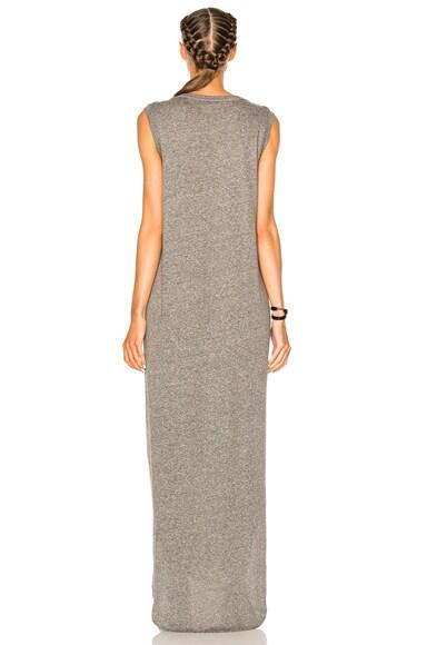 Sleeveless Knotted Dress