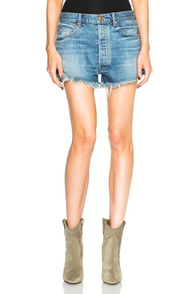 The Great Cut Off Shorts in Sunshine Wash