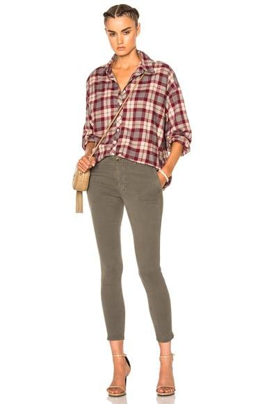 Skinny Slack Pants
