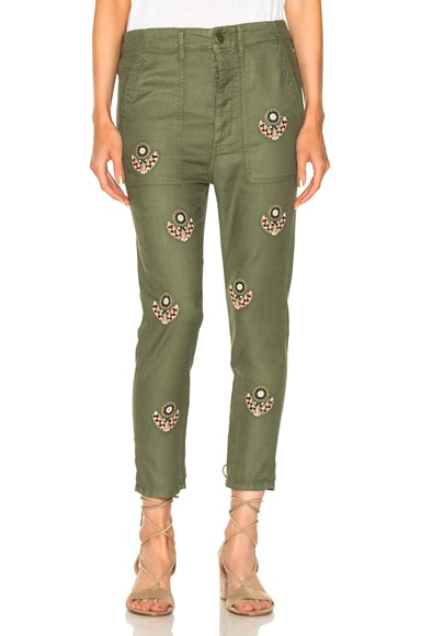 Slouch Army Pant